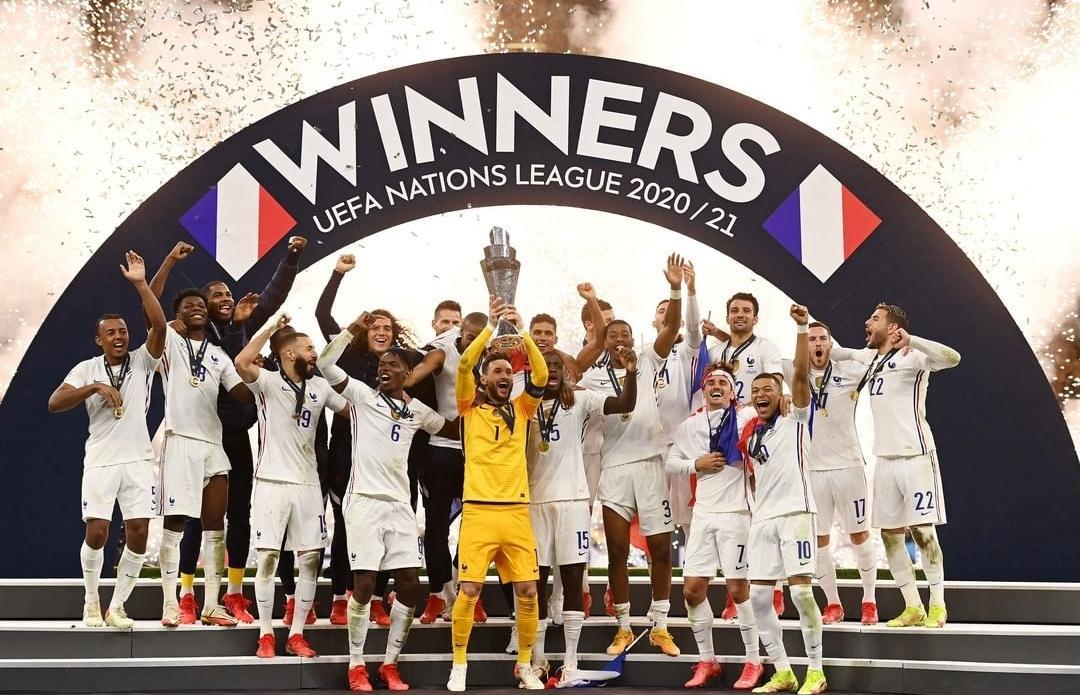 فرنسا بطلا لكأس الأمم الأوروبية بعد ريمونتادا قاتلة ضد المنتخب الإسباني